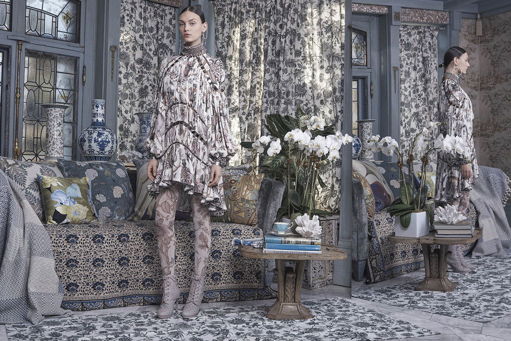 Zimmermann FALL RTW '16, Mirror, Mirror - Mixed Prints