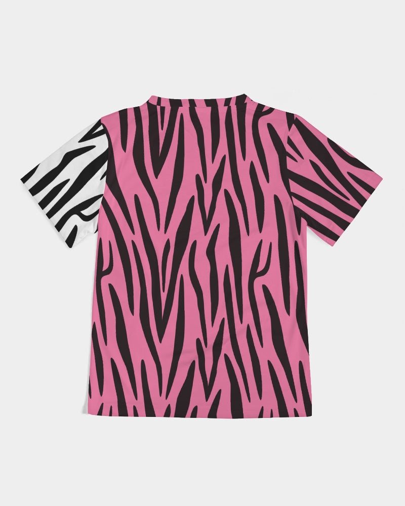 Tiger DNA - Pink Kids Tee
