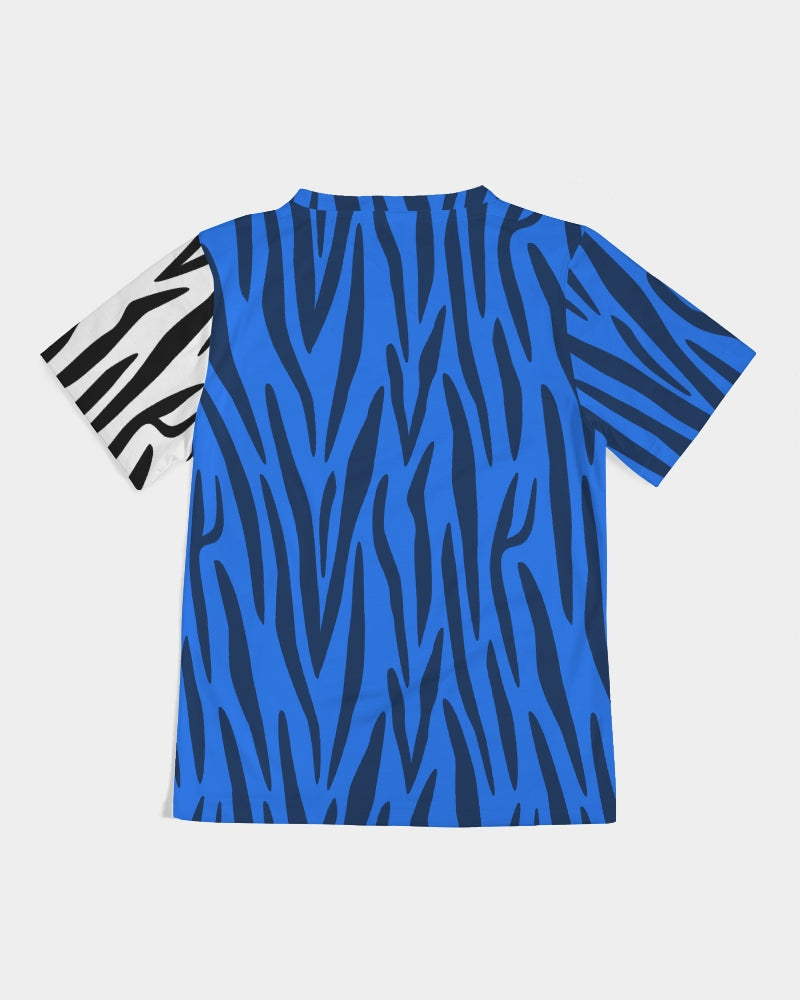 Tiger DNA - Blue Kids Tee