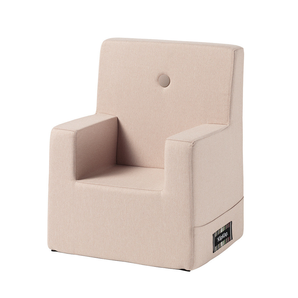 STOL - KK KIDS CHAIR XL (SOFT ROSE/ROSE)