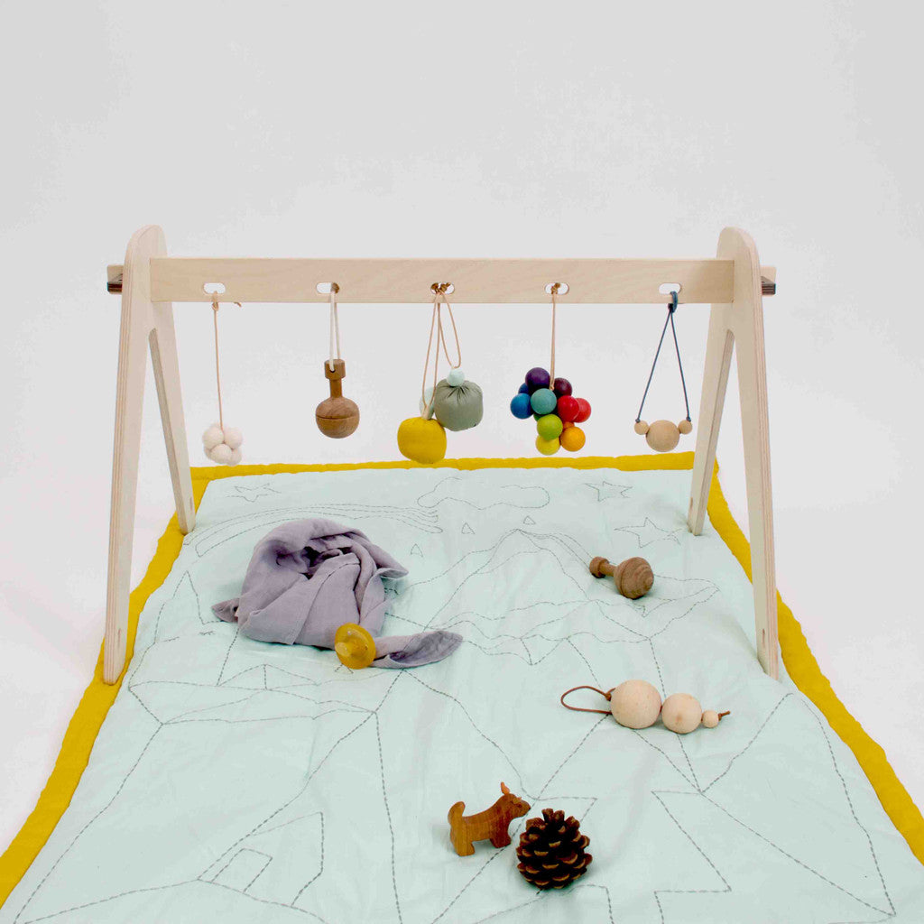 BABYGYM - LOULLOU 1ST PLAY (NATURE/GREY)