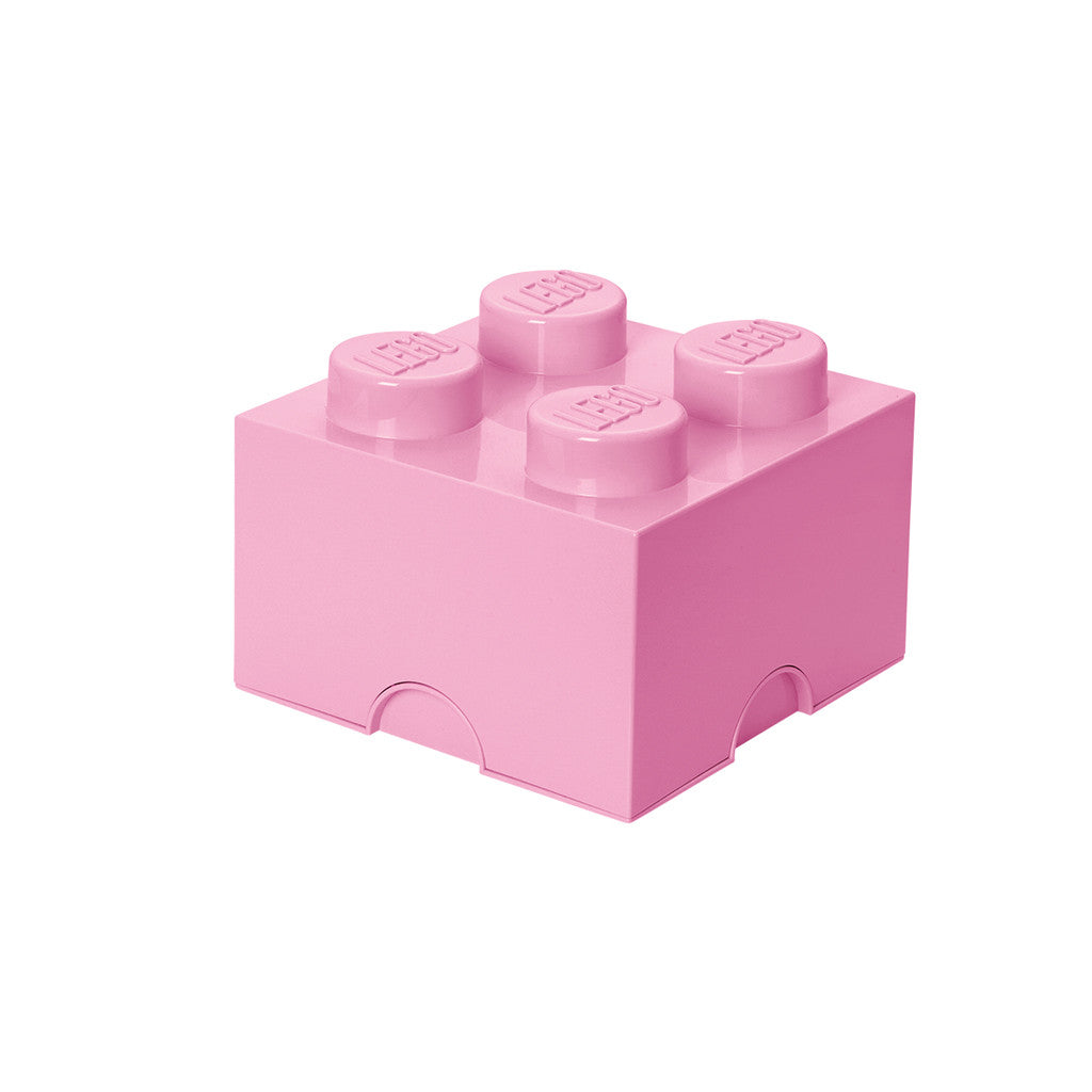 LEGO - STORAGE BRICK 4 (LIGHT PURPLE)