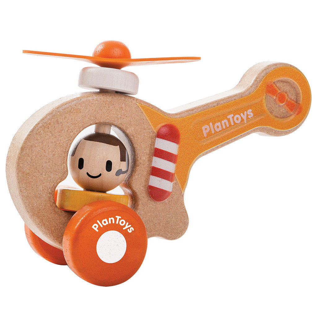 HELIKOPTER I TRE - PLANTOYS