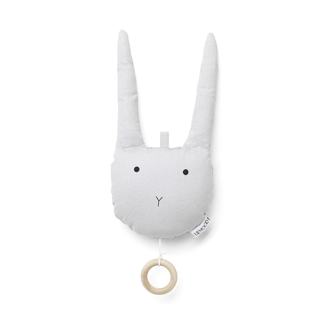 MUSIKKURO - LIEWOOD RABBIT (GREY)