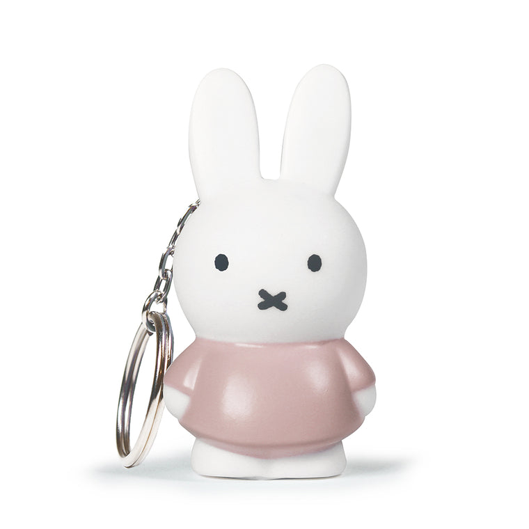 NØKKELRING - B MIFFY (POWDER PINK)