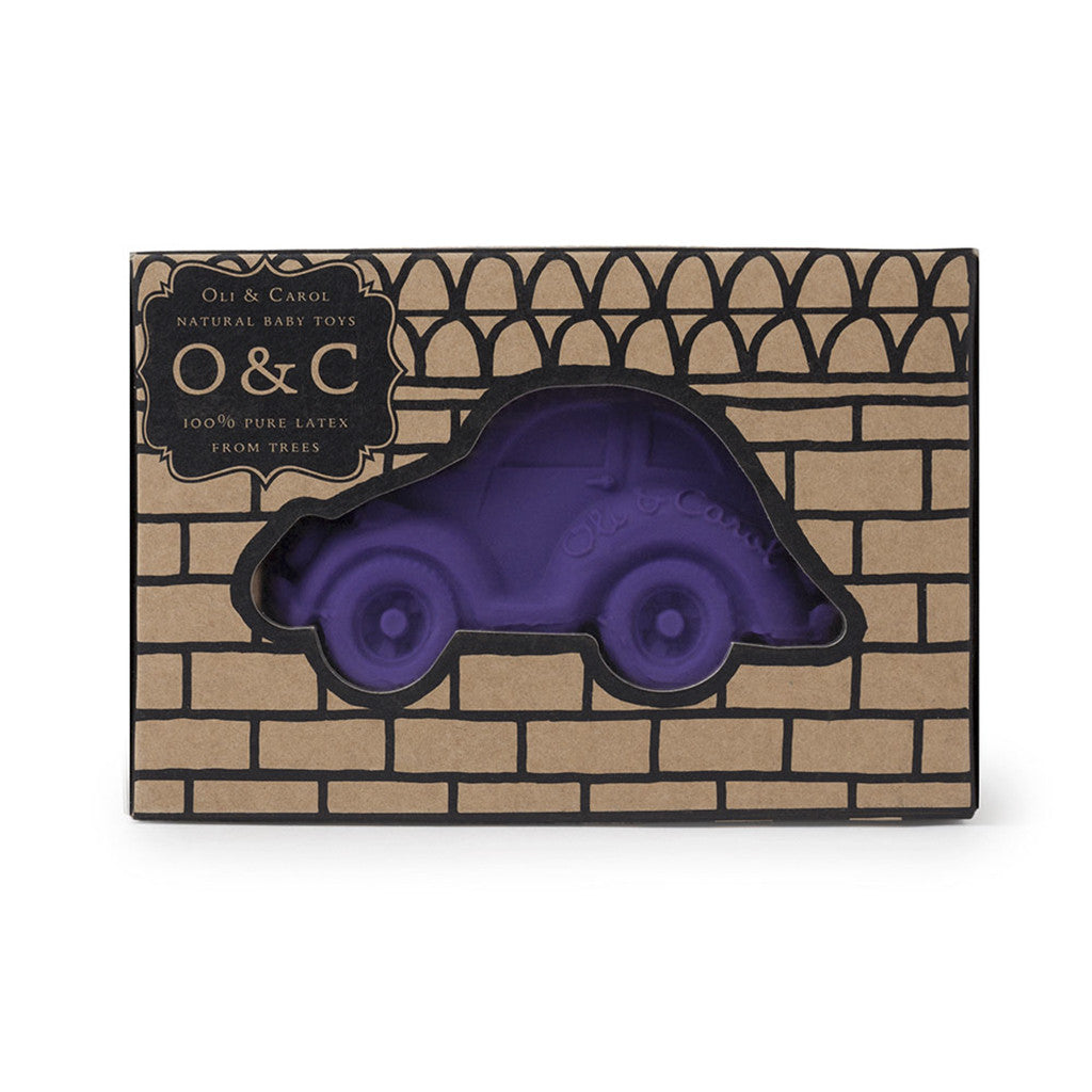 BADELEKE/BITELEKE - OLI & CAROL CAR (PURPLE)