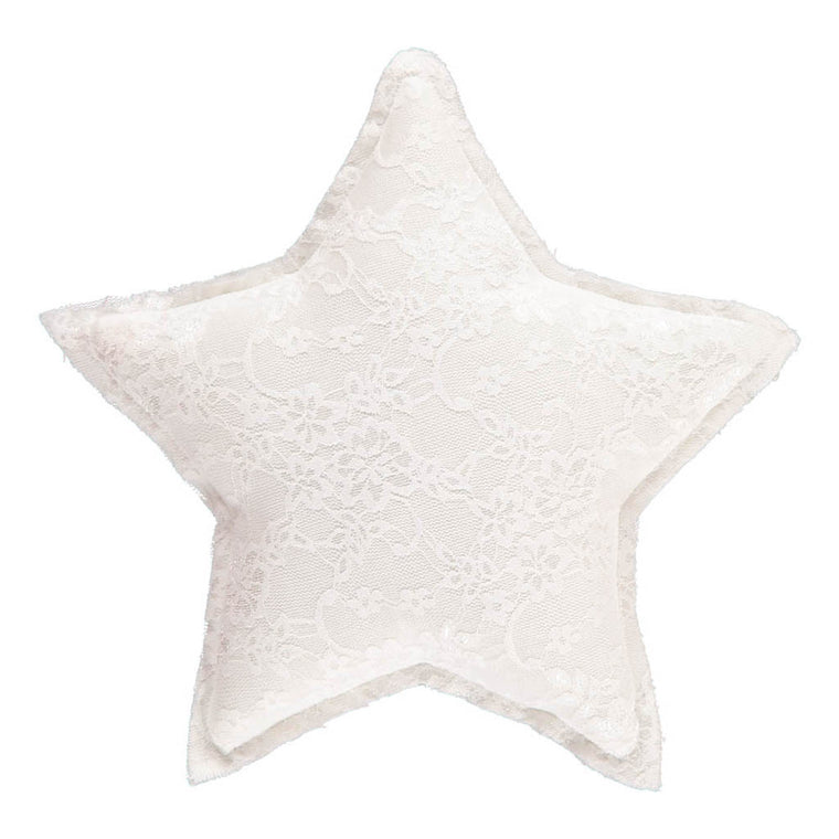 PUTE - NUMERO 74 STAR LACE SMALL (WHITE)