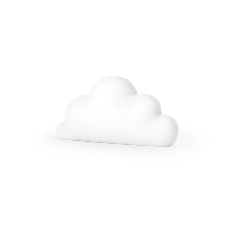 DEKORASJON/LAMPE - B CLOUD MEDIUM  (WHITE)