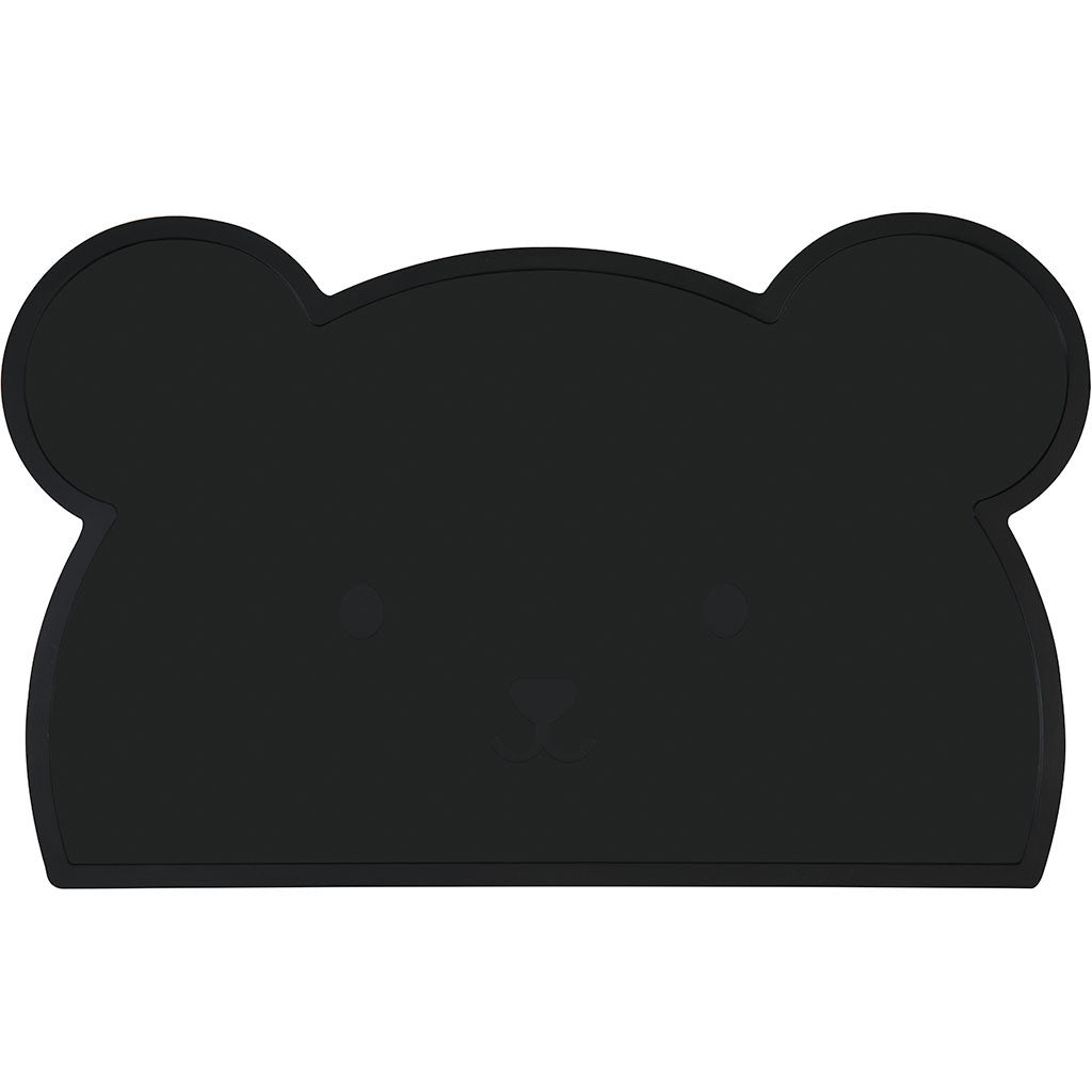 SPISEBRIKKE - OH HAPPY FRY BEAR (BLACK)
