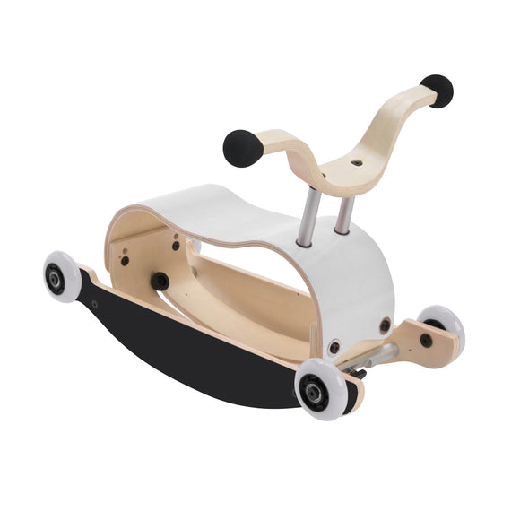TRELEKE - 3 I 1 WISHBONE MINI-FLIP (WHITE/BLACK/WHITE)