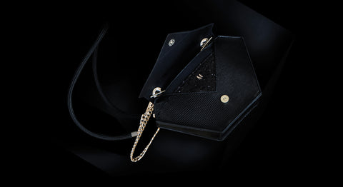 Diamond Bag Black