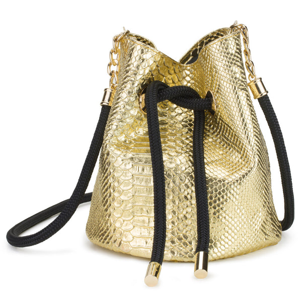 Bucket Bag Gold
