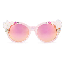 Flower Sunnies - Marbled Pink