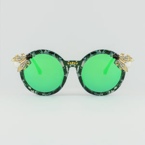 EMERALD BEE SUNNIES