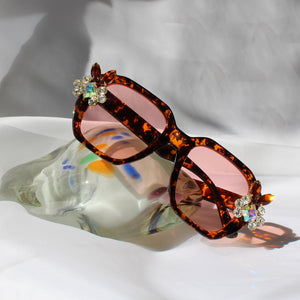 AMBER CRYSTAL AVIATOR