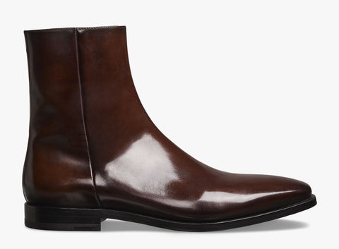 Eclair Leather Boot Men's Footwear Trends Spring 2018 Cobbler Concierge