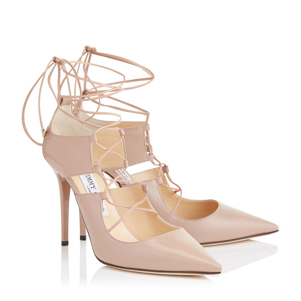 Jimmy Choo Hoops 100 Heel