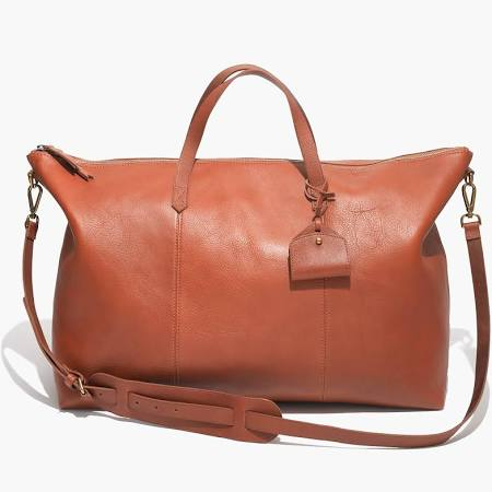 Madewell Weekender Bag Cobbler Concierge