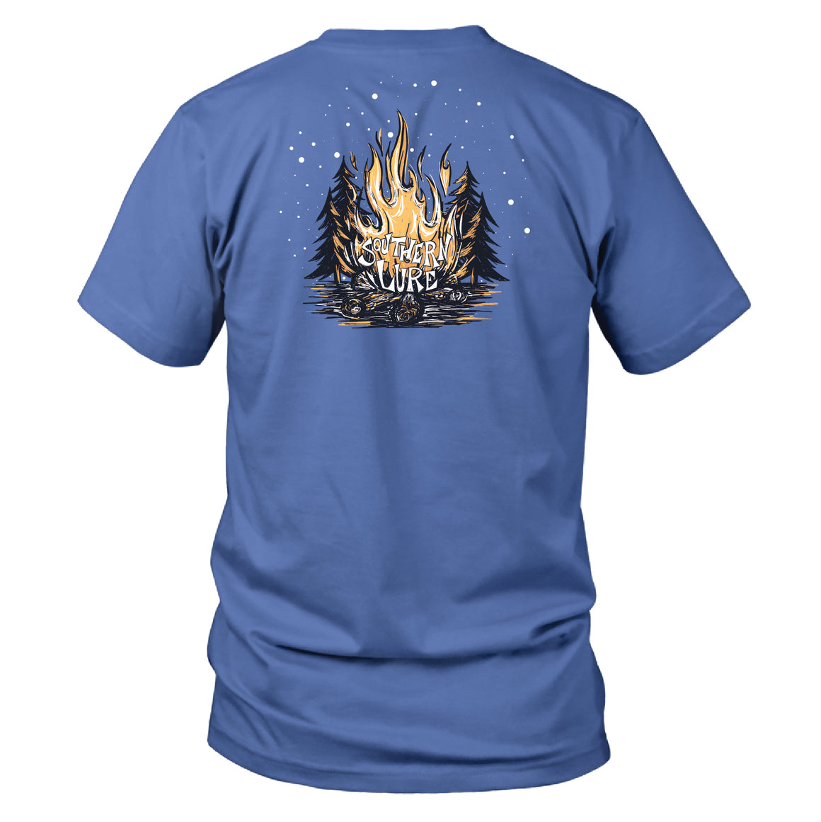 Youth & Toddler - Short Sleeve Tee - Bonfire - Dusk