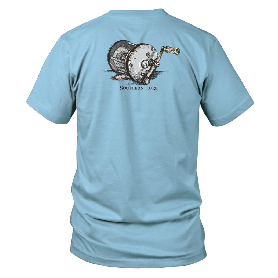 Youth - SS Tee - REEL 19 - Sky Blue