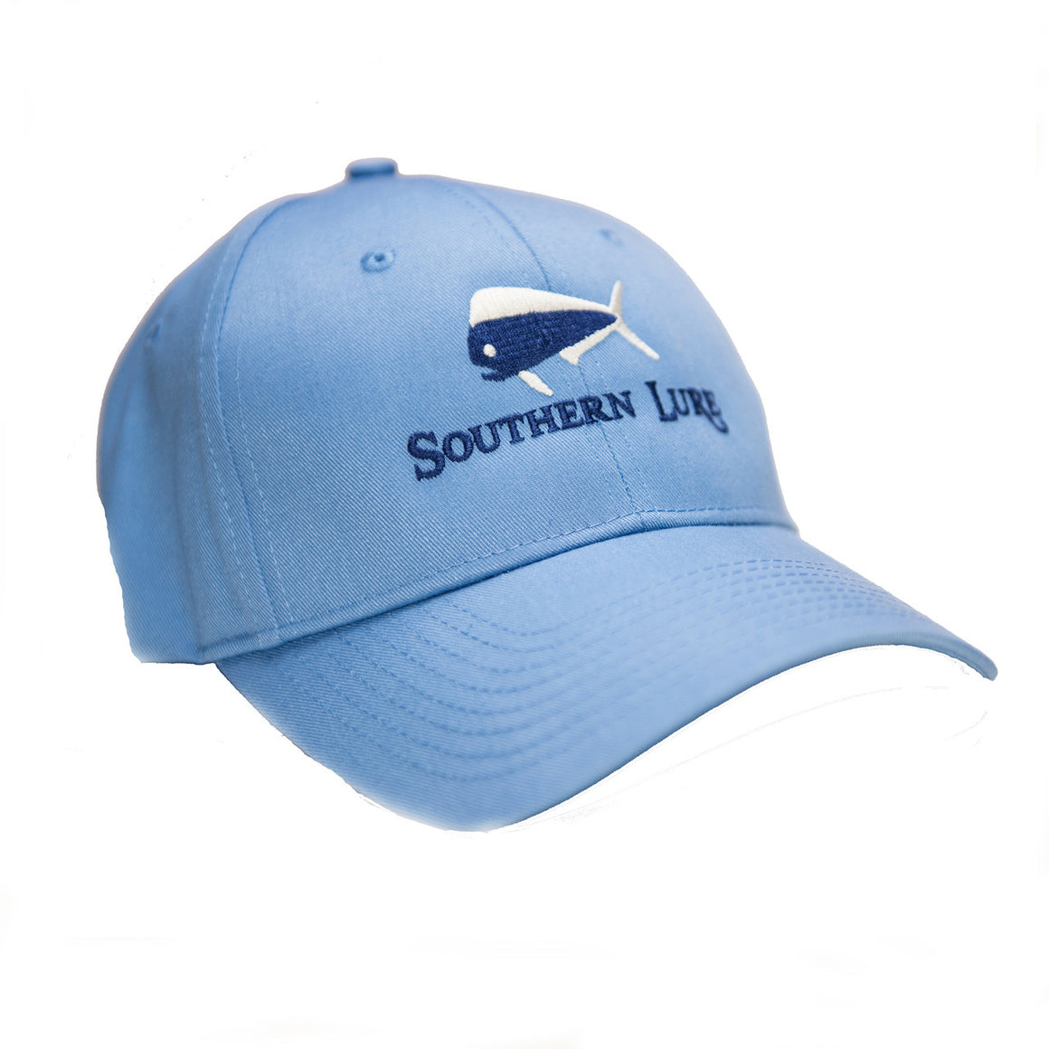 Sky Blue -- Structured Hat