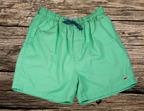 Mint Swim Trunks