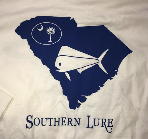 SC Flag Long Sleeve