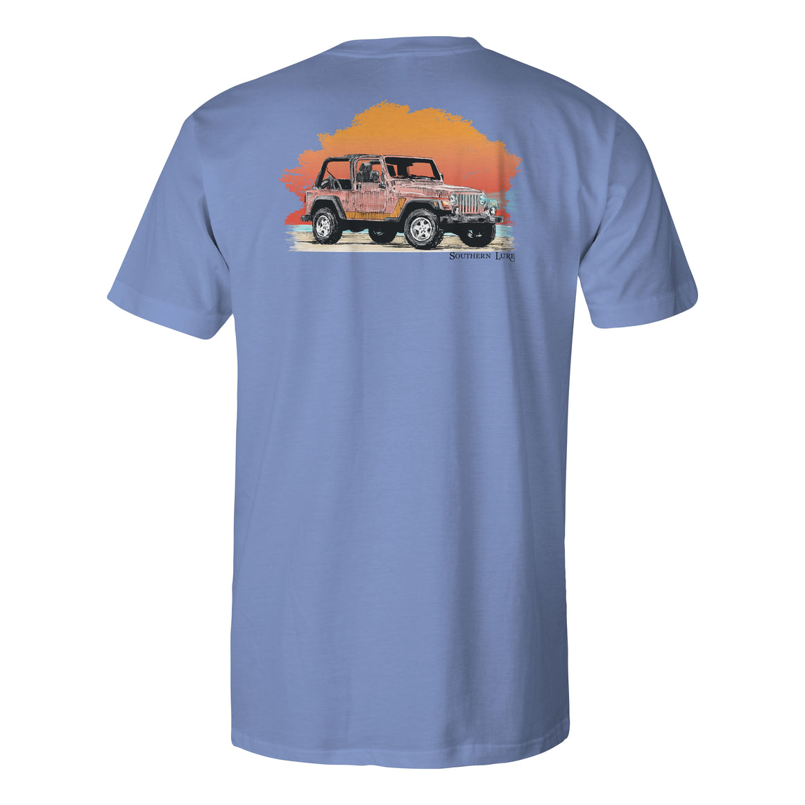 Youth - SS Tee - Off Road - Dusk