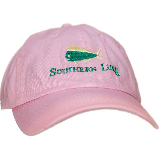 Light Pink Unstructured Hat
