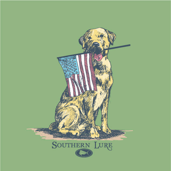 SS Tee - USA Retriever - Sea Bay