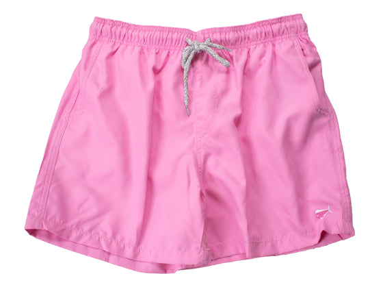 Youth - Swim Solid - Pink