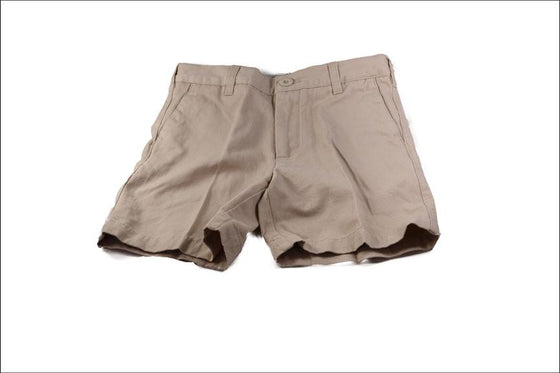 Youth Twill Shorts - Khaki