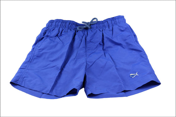 Youth Swim Trunks - Royal Blue