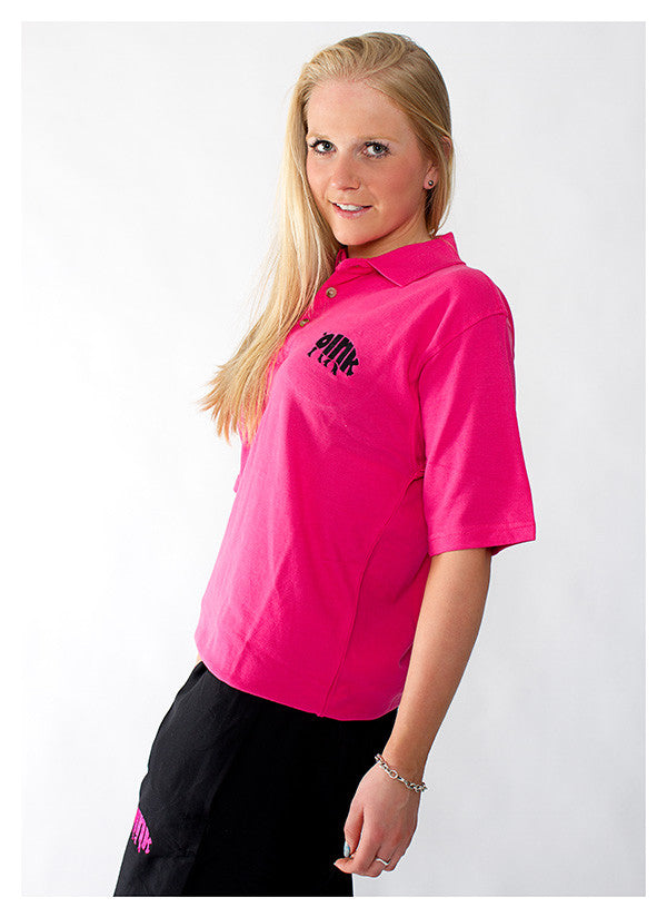 Oink Pink Polo Shirt