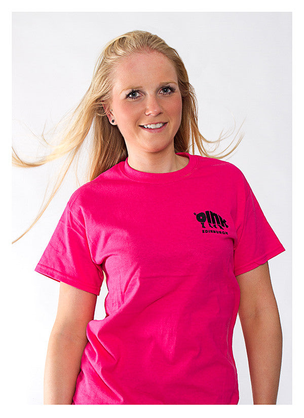 Pink Roundneck T-Shirt