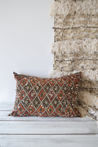 Vintage Berber Pillow