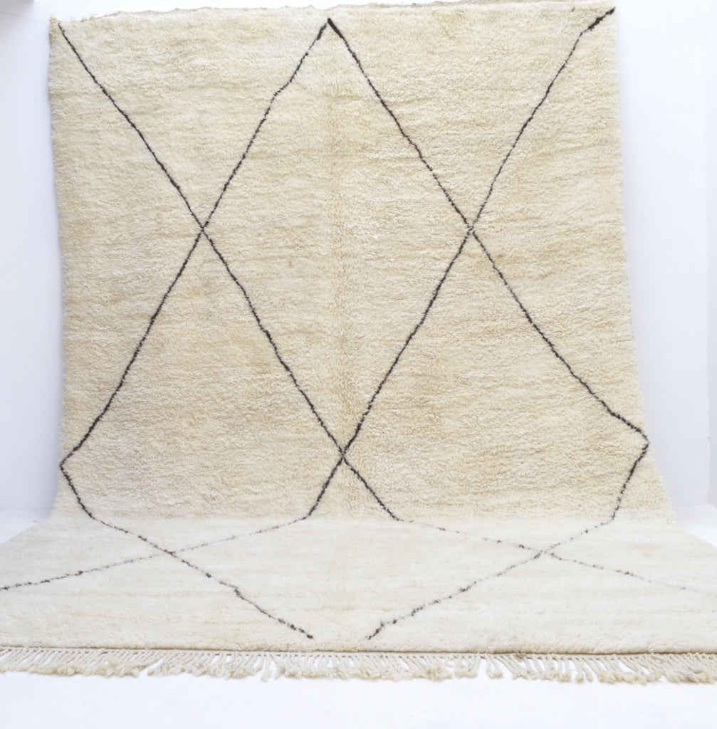 New Beni Ourain Rug