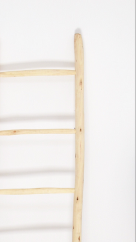Ladder Lemon Wood