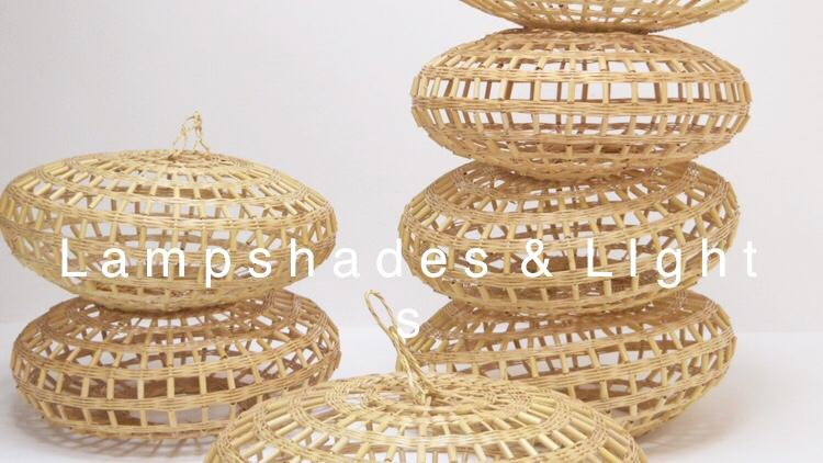 Moroccan Rattan Lights
