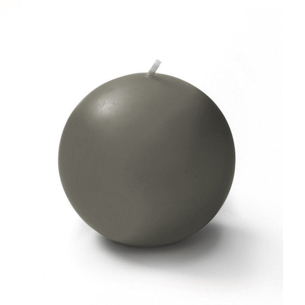 "Ball Candle Md 2 3/8"" 1 Piece"