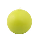 "Ball Candle Lg 3 1/8"" - 1 piece"