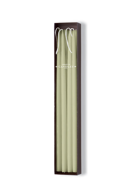 "Taper Candles 12"" Thin - 8/box"