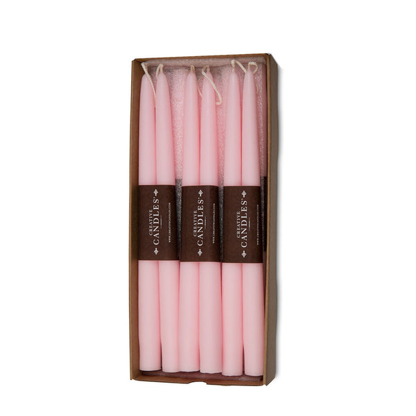 "Taper Candles 15"" - 12/box"