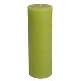 "Classic Hurricane Pillar Candle 3"" x 9"""