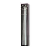 Metallic Taper Candles (Thin)