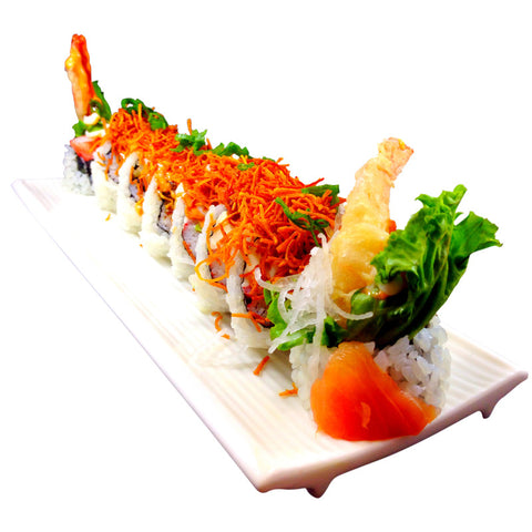 Big Boss Sushi Roll