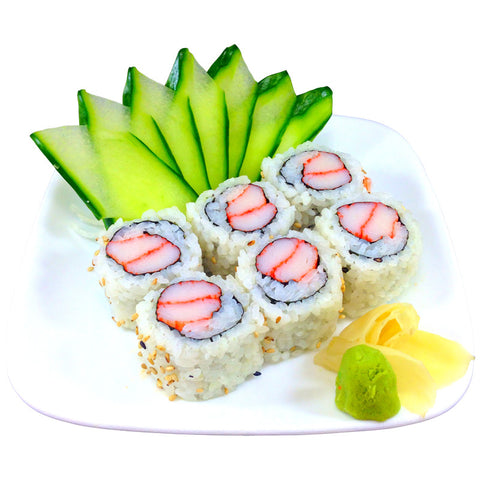 Crabmeat Sushi Roll