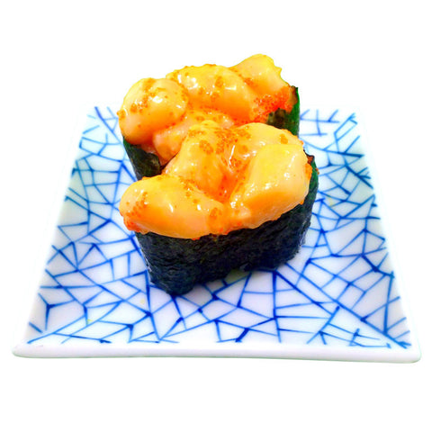 Spicy Scallop Sushi