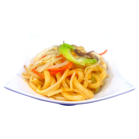 Vegetable Fried Udon