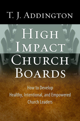High-Impact Church Boards